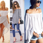 "6 bloggers que aman el ""Off Shoulder"""