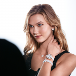 El brillo de Karlie Kloss por Tommy Tom