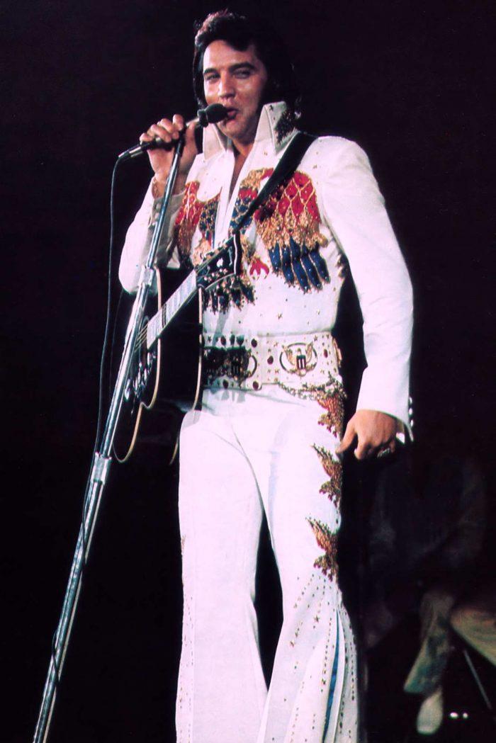 Elvis Presley - ENTERIZO