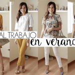 Video: 7 prendas y 5 looks para el trabajo