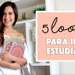 VIDEO: 5 looks para ir a estudiar