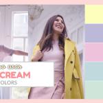 VIDEO: 4 outfits con colores de helados! #MissTana