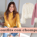 VIDEO: 5 Outfits con chompas