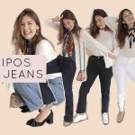 VIDEO: 5 jeans super favorecedores!!