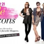Forever 21 – 5 Style Icons
