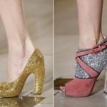 Miu Miu fall winter 11-12 shoe trend alert?