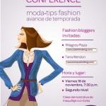 Fashion Conference Este Viernes!
