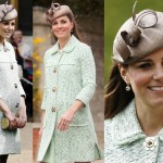 La Coquelicot: Kate Middleton