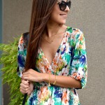 Tropical Print + Hearts