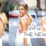 Nudity is the new black: NYFW Chiara y Miranda