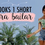 VIDEO: 1 solo short, 3 looks diferentes
